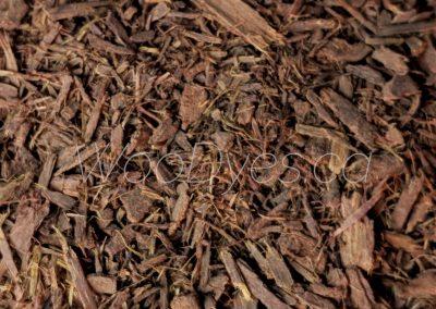 Mimosa Hostilis Root Bark (Brazilian Powdered) WD 2 Close-Up