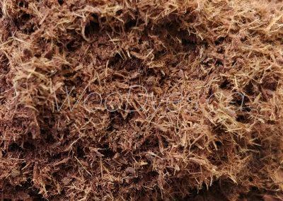 mimosa hostilis (MHRB) powdered root bark close-up WD